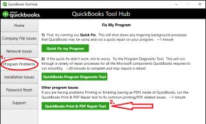 QuickBooks PDF Converter